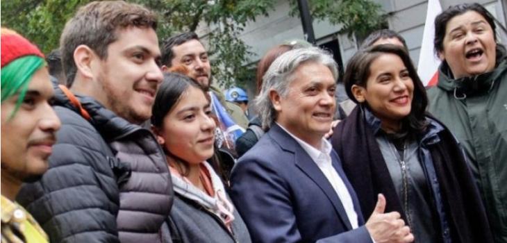 Sobrino de Navarro explica origen de los $60 millones que le robaron: finiquito y préstamo