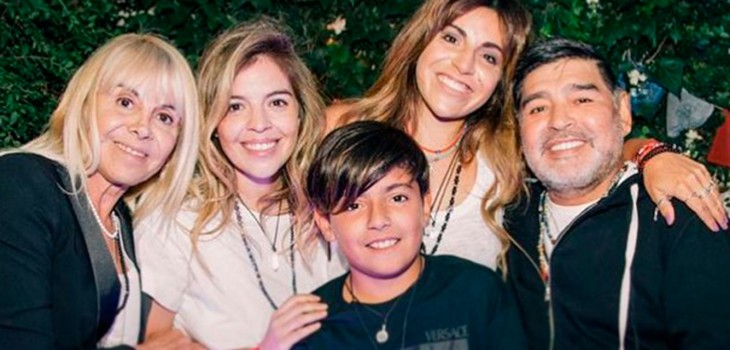 la millonaria herencia que dejó Diego Maradona