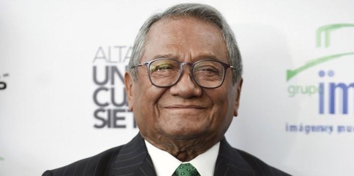 Armando Manzanero fallece a los 85 años tras padecer COVID