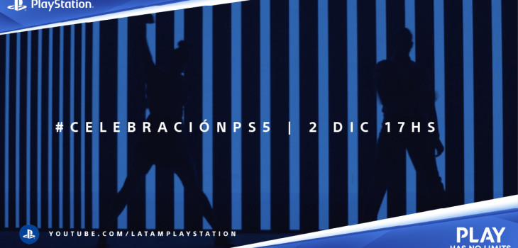 Sony celebra la llegada de la nueva consola PlayStation 5 a Chile con evento online