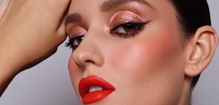 3 looks de maquillaje para celebrar el Año nuevo: los protagonistas son los ojos