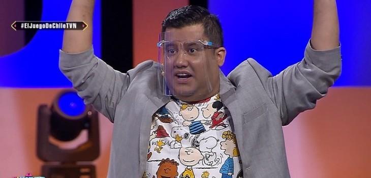 'El Juego de Chile' coronó a su primer ganador con 'Nacho' Pop como factor clave