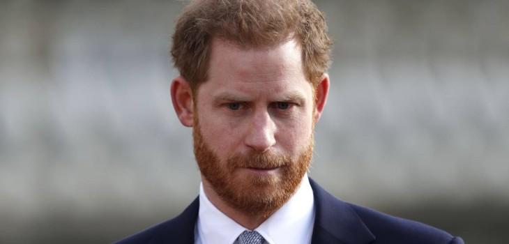 ¿Inesperado? Las dos personas que sido el apoyo del príncipe Harry tras pérdida de su segundo hijo