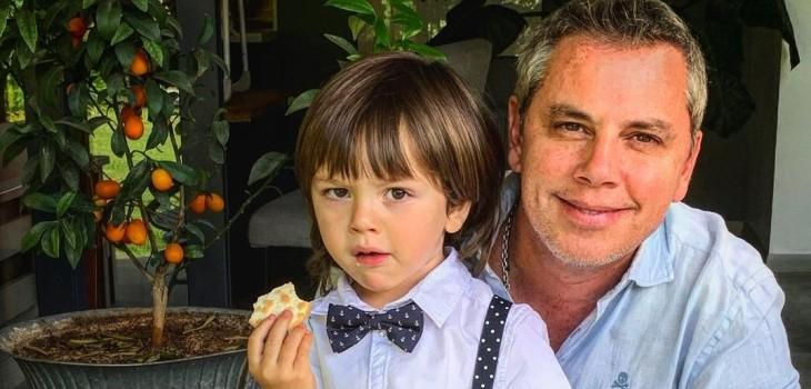 José Miguel Viñuela compartió importante logro de su hijo Tomás