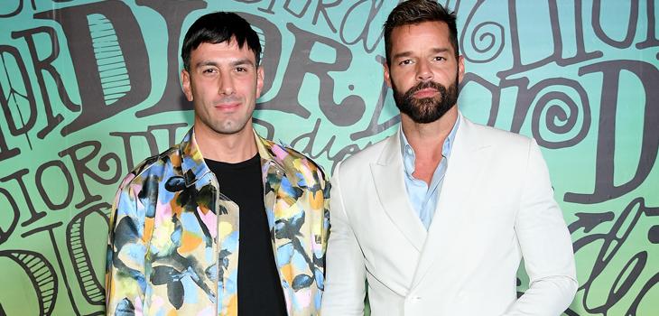 Ricky Martin y Jwan Yosef muestran a su hijo en redes