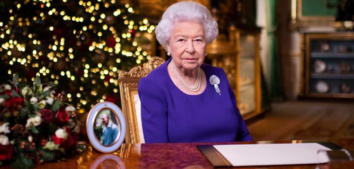 El emotivo discurso navideño de la Reina Isabel II