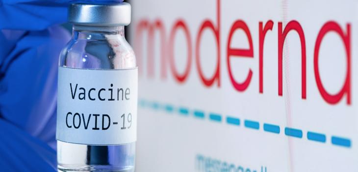 EEUU autoriza vacuna de Moderna, la segunda contra el covid-19