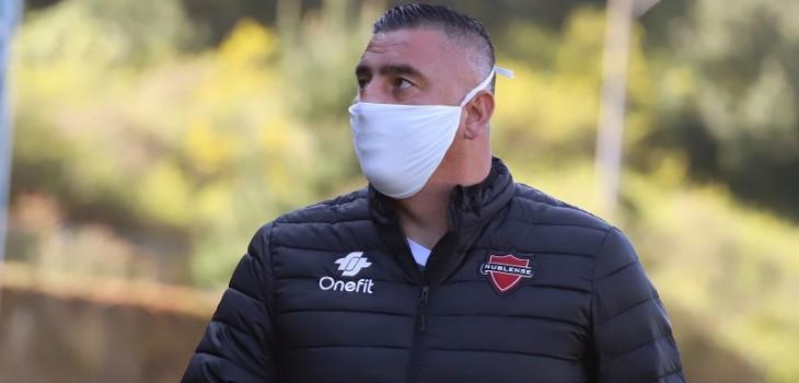 """DT de Ñublense tras superar el COVID-19: """"Pensé que me moría"""""""