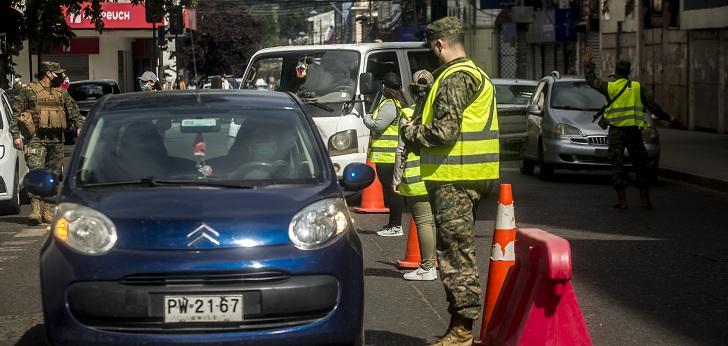 toque de queda en Osorno y Puerto Montt