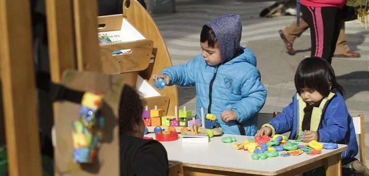 Junji hace llamado para inscribirse en jardines infantiles