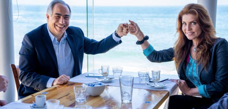 RN inicia conversaciones con Andrea Molina por candidatura a Viña del Mar