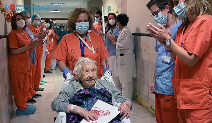 Captura Hospital Gregorio Marañón