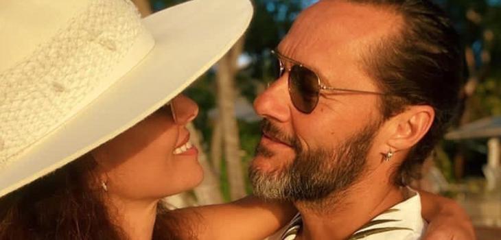Matrimonio de Diego Torres y Débora Bello