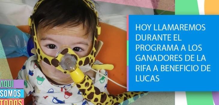 Aquí Somos Todos: famosos se unen por Lucas, niño que necesita el medicamento más caro del mundo