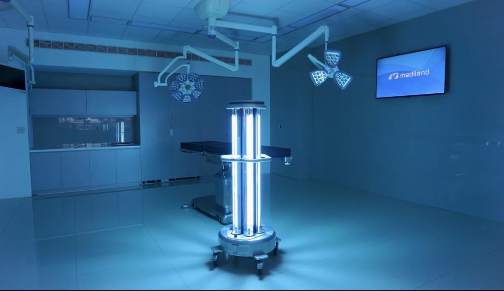 Robot Hyper Light de Mediland