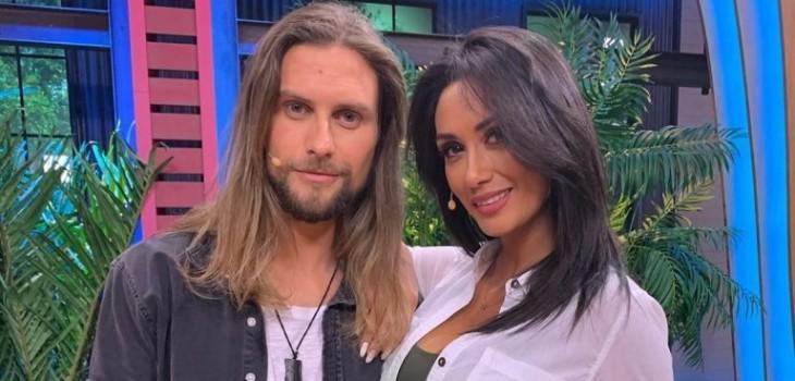 Pamela Díaz y Jean-Philippe Cretton fueron destacados como una de las parejas del año por E! Latino