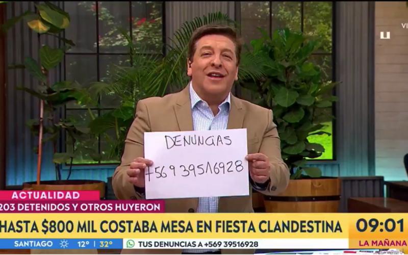 JC Rodríguez tras troleo por cartel de Paula Daza