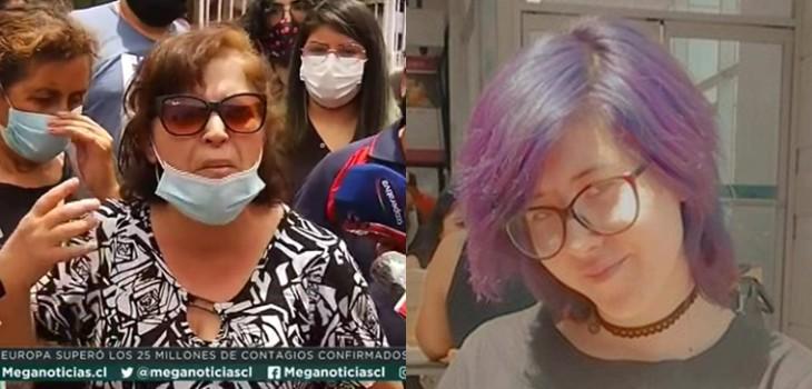 Madre de María Isabel Pavez y presunto asesino de su hija: