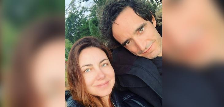 Mónica Godoy y su saludo cumpleañero a Nicolás Saavedra