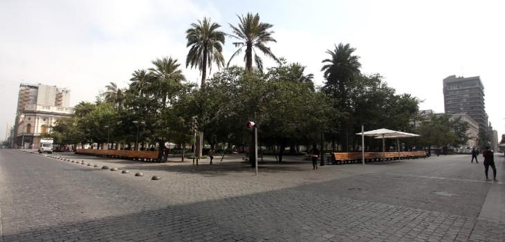 Encuentran feto en un basurero de la Plaza de Armas de Santiago: PDI indaga hechos