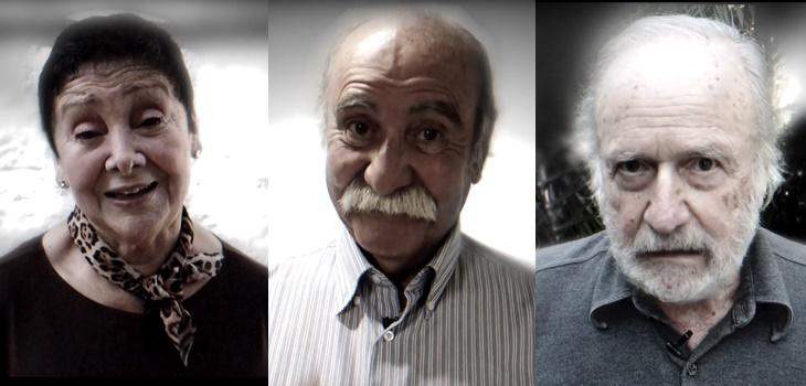 Destacados rostros chilenos se unen en video contra de los estereotipos hacia la tercera edad