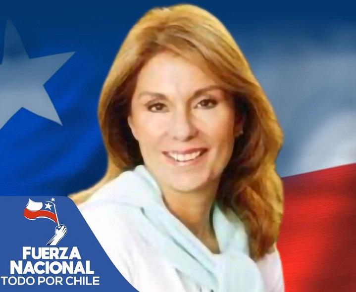 """Hija de Pinochet baja su candidatura a concejala en Vitacura por temor a la """"intolerancia"""""""