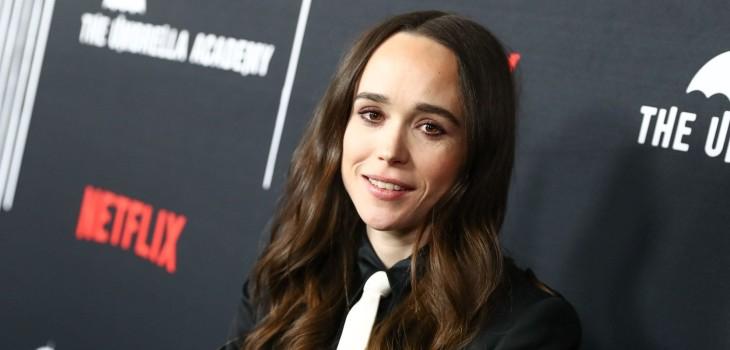 Ellen Page anunció que es transgénero y que ahora su nombre es Elliot Page