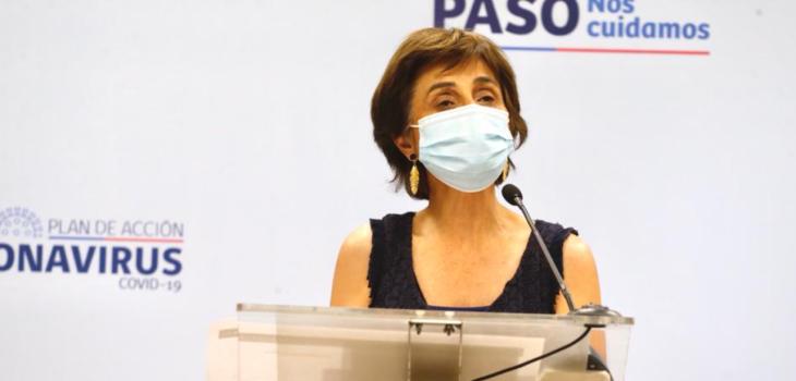 Minsal confirmó primer caso positivo en Chile de la nueva variante del coronavirus