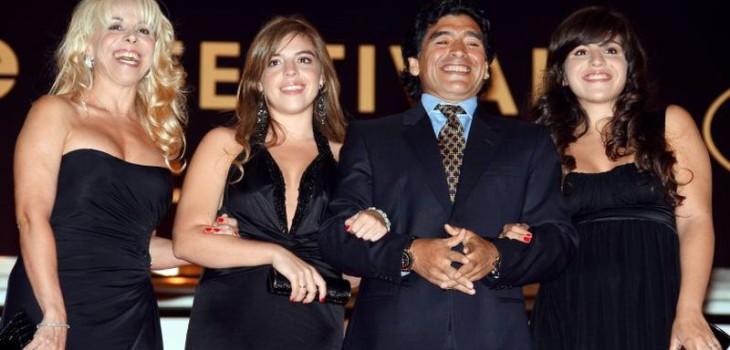 Revelan cuánto gastaba al mes Maradona