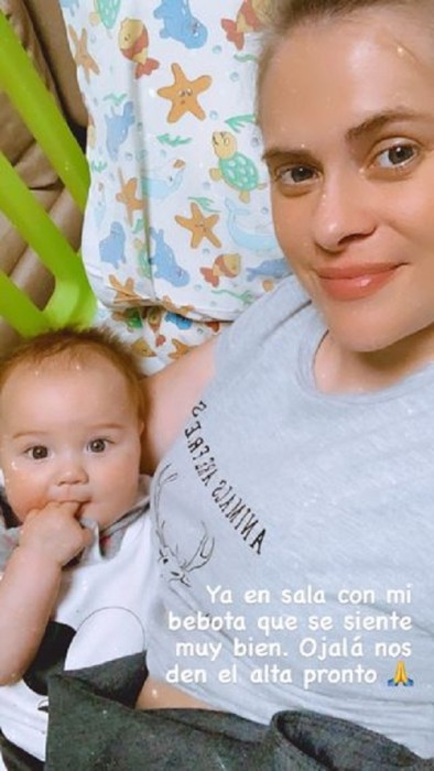 Hija de Eliana Albasetti