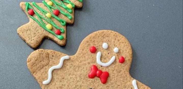 Recetas galletas navideñas