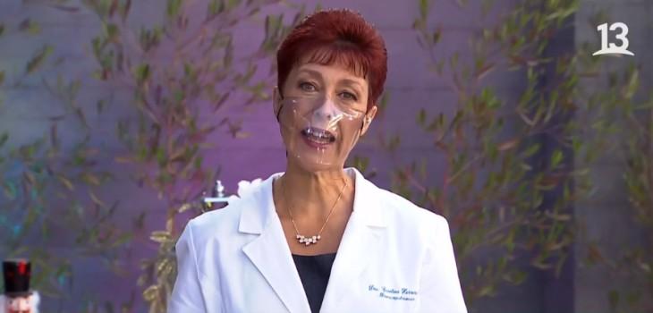 Dra Carolina Herrera mostró su cambio físico