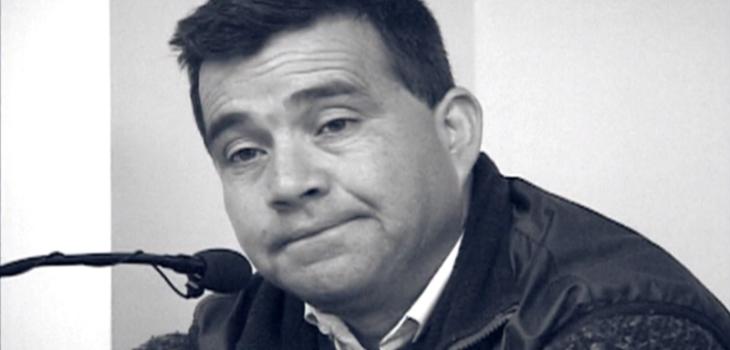 Hugo Bustamante en Informe Especial