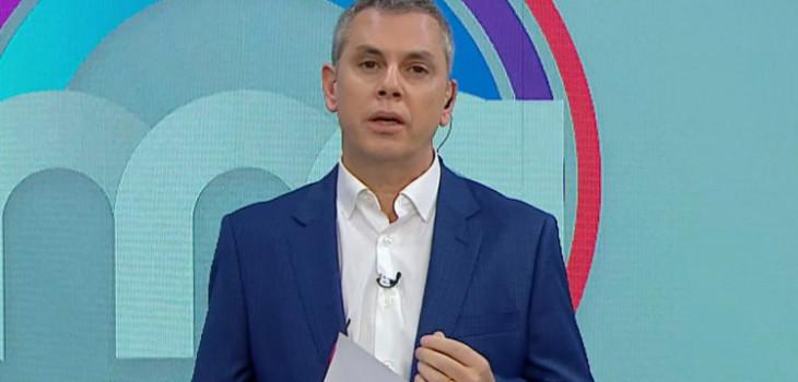 Dueños de Mega se desmarcan de caso Viñuela y polémico corte de pelo