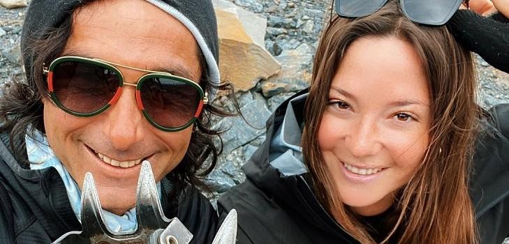 Claudia Iturra sobre su relación con Kel Calderón
