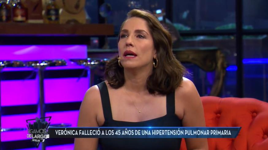 """Mariana Loyola al recordar la muerte de su mamá: """"Vivir ese duelo es perdonarse y en eso he estado"""""""