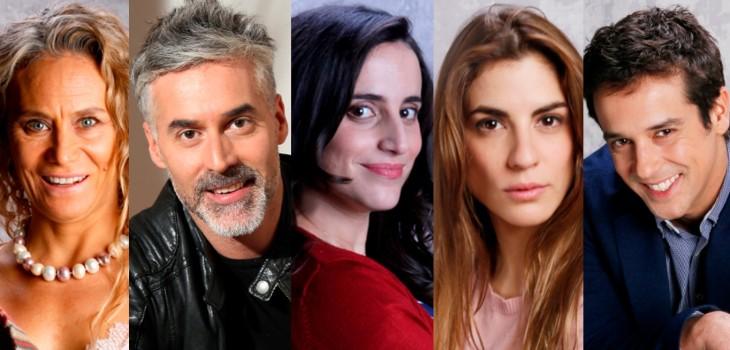 La extensa lista de actores y actrices que fueron, son y se unirán al elenco de 'Verdades Ocultas'