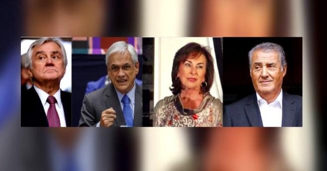multimillonarios chilenos