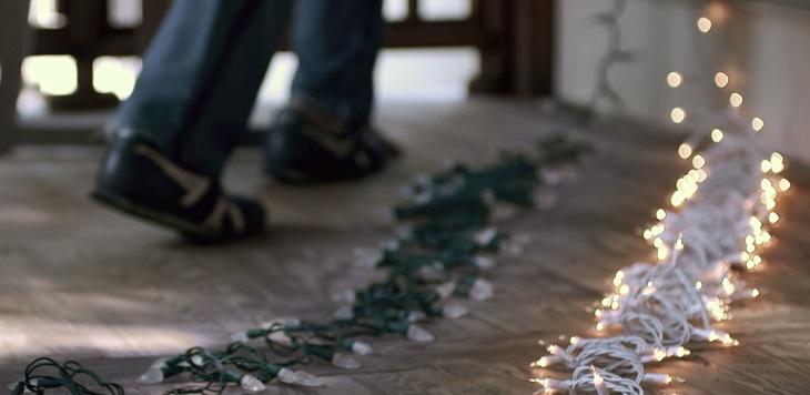 luces arbol de navidad