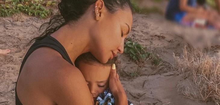 Exesposo de Naya Rivera no quiere que su hijo la olvide tras su muerte: así mantiene viva su memoria