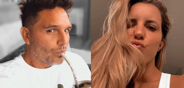 Rafa Olarra confirmó relación con Lucila Vit