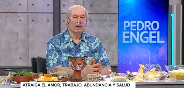 Ritual de unión familiar de Pedro Engel