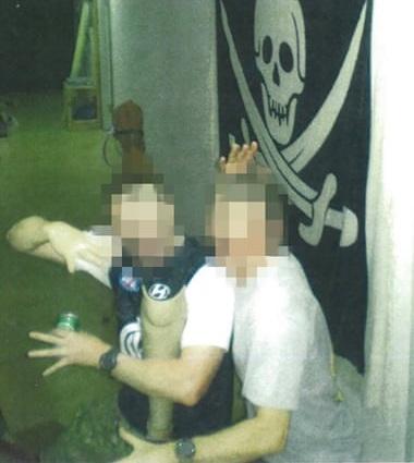 pierna ortopedica soldados australia
