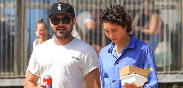 Zac Efron y Vanessa Valladares acallan rumores de quiebre: fueron fotografiados en el mismo gimnasio