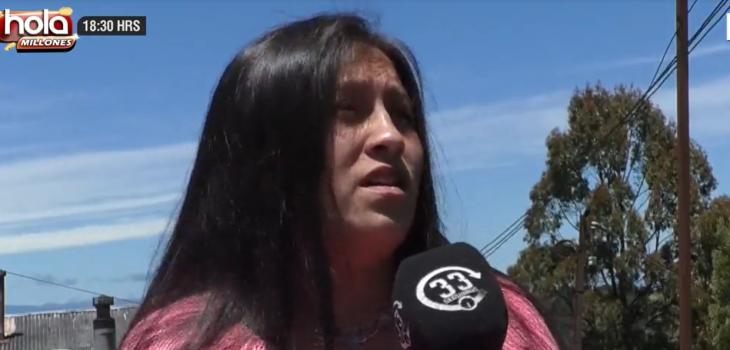 Hermana de mujer hallada muerta en Puerto Montt: