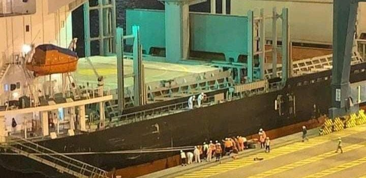 Valparaíso: Trabajador portuario de San Antonio muere tras caer al mar