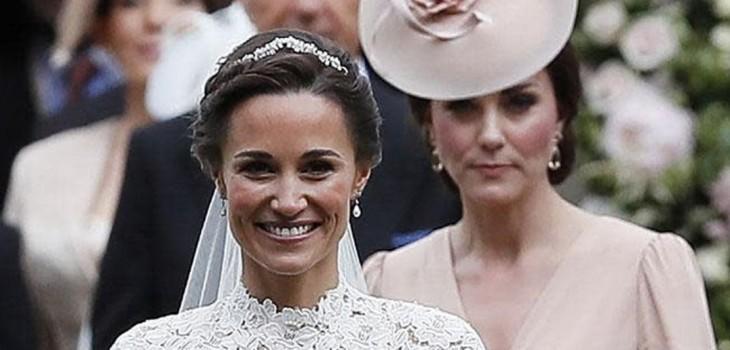 Se agranda la familia: Pippa Middleton está embarazada de su segundo hijo
