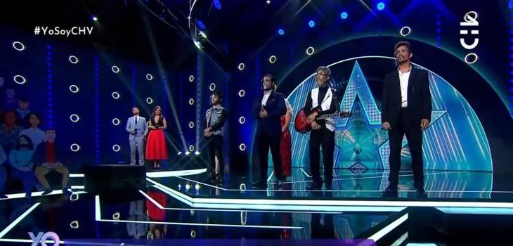 'Yo Soy' lideró en el rating en programa donde definió a sus tres nuevos finalistas