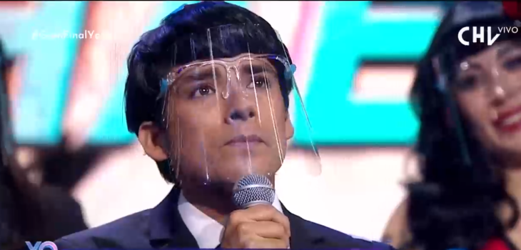 la sentida reflexión del imitador de Raphael tras ganar 'Yo Soy'