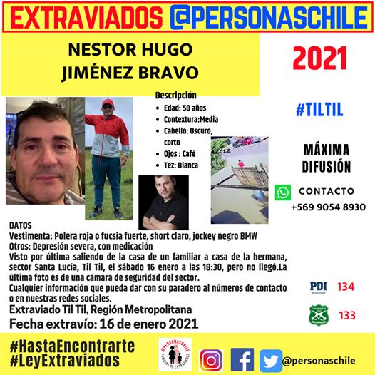 Lucia Jiménez, exfigura de Dash & Cangri, pide ayuda para encontrar a su papá tras días desaparecido